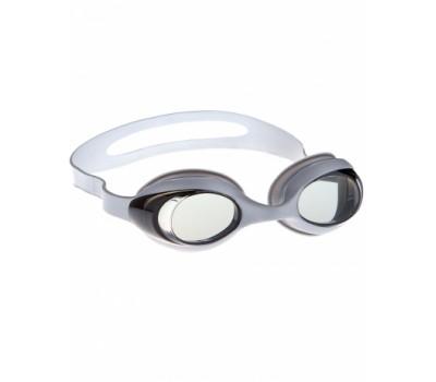 Очки для плавания Mad Wave Stretchy Серебристый M0431 01 0 12W