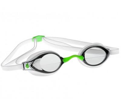 Стартовые очки Mad Wave Record Белый M0454 01 0 02W