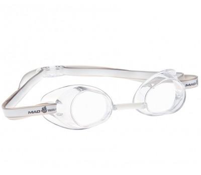 Стартовые очки Mad Wave Racer SW Прозрачный M0455 03 0 02W