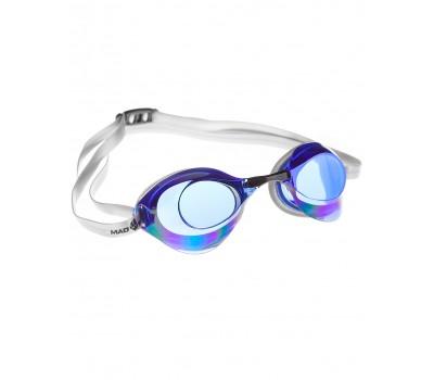 Стартовые очки Mad Wave Turbo Racer II Rainbow M0458 06 0 03W