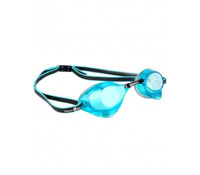 Стартовые очки Mad Wave Turbo Racer II Голубой M0458 08 0 04W