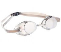Стартовые очки Mad Wave Racer SW Mirror Серый M0455 02 0 17W