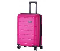 Чемодан на колесах с выдвижной ручкой  20 дюймов H2 travel luggage Объём 45 л.