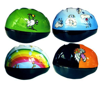 Шлем для катания на роликовых коньках PW-909A-3/4 Размер M