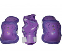 Набор защиты из 3-х предметов HX-1004 Размер M