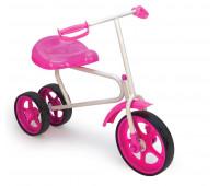 Беговел Bumer №3 три колеса, розовый