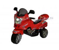 Игрушка мотоцикл детский трехколесный Stingrey ST-1108R