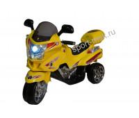 Игрушка мотоцикл детский трехколесный Stingrey ST-1108Y