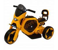 Игрушка мотоцикл детский трехколесный Stingrey ST-1688O