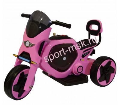 Игрушка мотоцикл детский трехколесный Stingrey ST-1688P