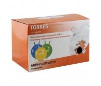 """Мяч-попрыгун """"TORRES"""", арт.AL100455, с ручками, диам. 55 см"""