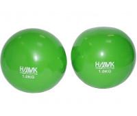 Набор мячей для аэробики SE1267-2HW