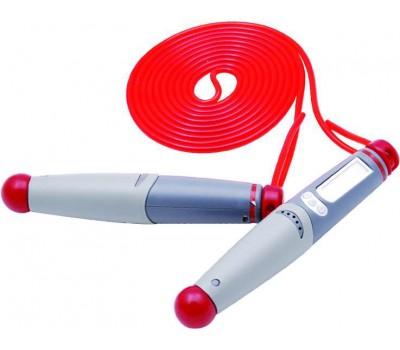 Скакалка для аэробики со счетчиком HKJR144