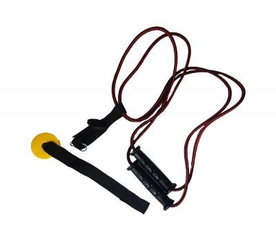 Эспандер лыжника (боксера)  макс. упруг. (анатомические ручки) 03-83