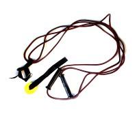 Эспандер лыжника (боксера) 3 м. макс. упруг. (анатомические ручки) 03-89