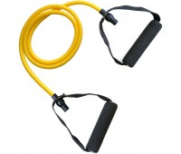 Эспандер для степа MCE202-1 6х9х1200мм желтый