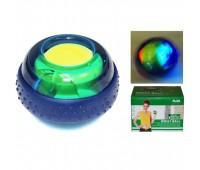 Кистевой эспандер-шар WBL-286 (со светодиодами)