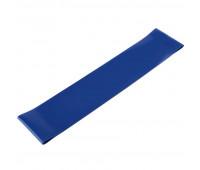 Эспандер-петля для фитнеса YW-600/50BL, 600х50х0,50 мм,синий
