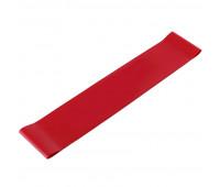 Эспандер-петля YW-600/90R, 600х50х0,70 мм,красный