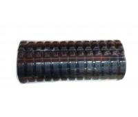 Валик для йоги 33Х14СМ арт. 4017 черный