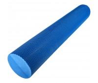 Валик для йоги 15x60cm полумягкий EVR125-60C