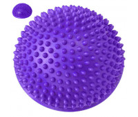 Полусфера массажная круглая надувная d-16 см C33513-2
