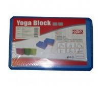 Опорный блок для занятий йогой HKYB6013