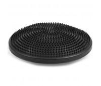 Полусфера массажная овальная надувная d-35см MSG300 (черная)