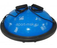 "Балансировочная полусфера для фитнеса ""BOSU BALL"" YW-1524BL"