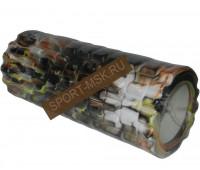 Валик для занятий йогой YW-6004/30GR , 30х d 13см.