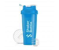 Шейкер Shaker Bottle C03. Цвет-голубой.