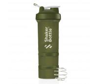 Шейкер Shaker Bottle C06. Цвет-хаки.