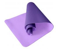 Коврик для занятия йогой 183х61х0,6 см арт. TPE6-6