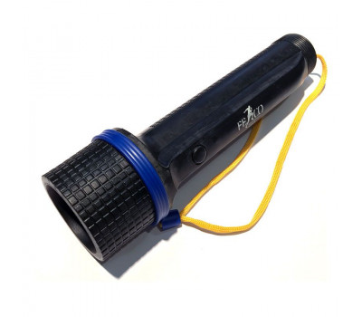Фонарь электрический без батарей FG510 Feco