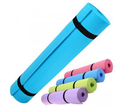 Коврик для упражнений 173*61*0.4 см HKEM1205