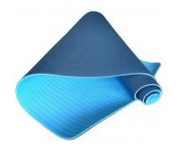 Коврик для упражнений 183х61х0,6 см R18132