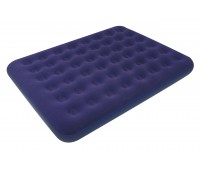 Матрас туристический надувной флокированный JL020256-1N