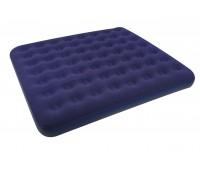 Матрас туристический надувной флокированный JL020256-5N