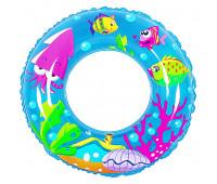 Круг для плавания надувной 47021