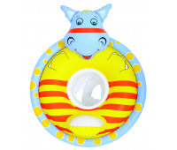 Круг для плавания надувной 47022