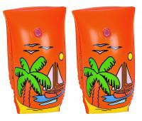 Нарукавники для плавания надувные 47029