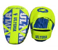 Лапы боксерские ULT-1101