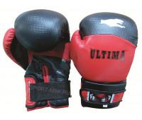 Перчатки боксерские ULT-2008, 8 унций, PU