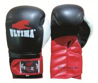 Перчатки боксерские ULT-6008, 8 унций, PU