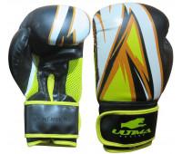Перчатки боксерские ULT-7008, 8 унций, PU