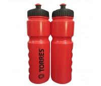 Бутылка для воды TORRES Объем 750 мл с трубкой 1067