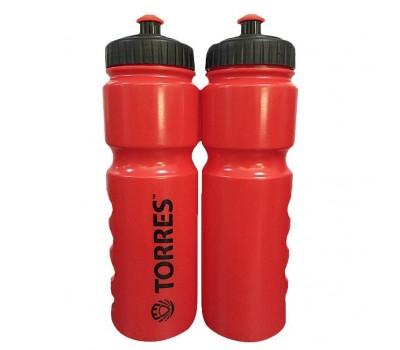 Бутылка для воды . Объем 750 мл с трубкой 1067