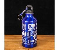 "Бутылка для воды ""Я люблю спорт"" 2588896"
