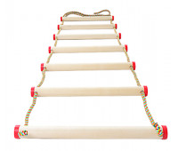 Лестница веревочная для шведской стенки арт.298