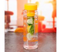 """Бутылка для воды """"Лимон+Вода"""" 3132782"""